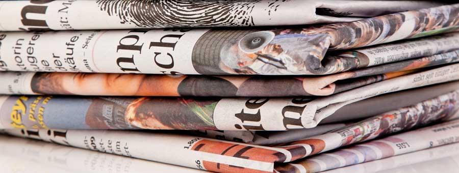 Eksempler på pressemeddelelser